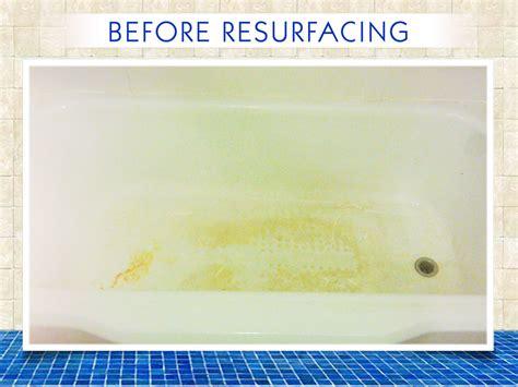 resurfacing bathtub service mrs bluett tub resurfacing total bathtub refinishing tub