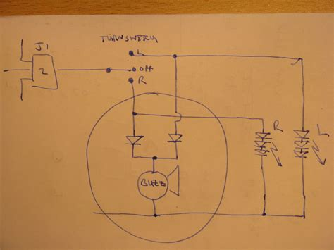indicator buzzer wiring diagram 31 wiring diagram images