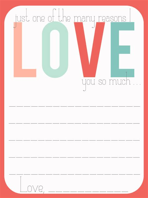 printable love note cards printable valentine border paper search results
