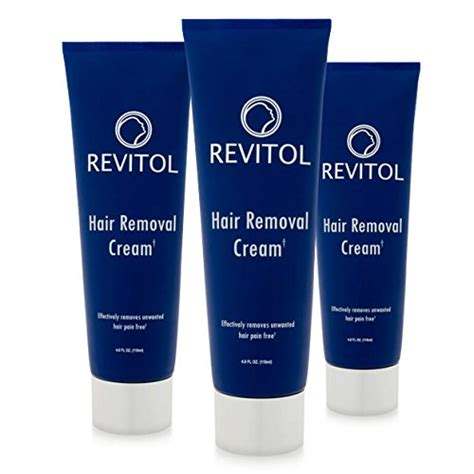 revitol hair removal cream details and reviews true