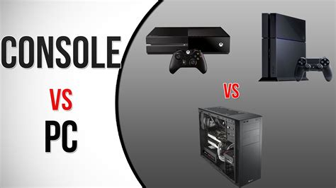 next console vs pc pc vs console a in depth look 1080p