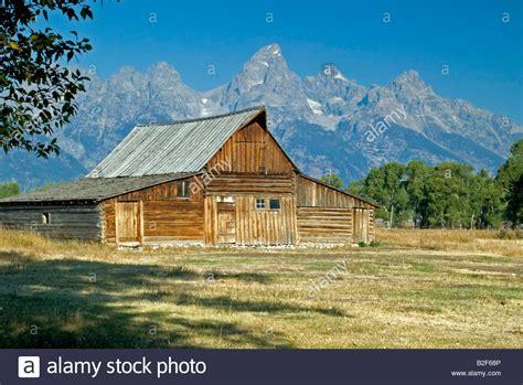 scheune usa usa wyoming grand teton national park barn and farm