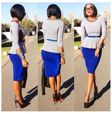 17 best images about peplum top w pencil skirt on