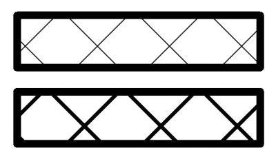revit wall pattern line weight change line weights of cut pattern on walls revit users