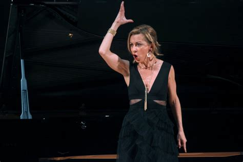 Natlie Dessay by Review Natalie Dessay After Opera Left The New