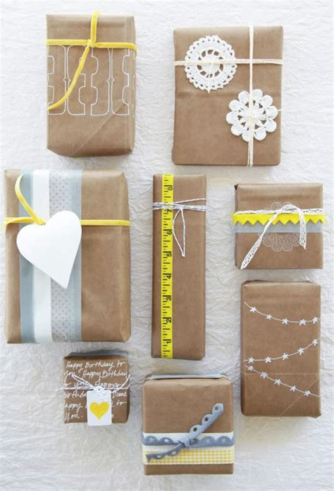 How To Make Wrapping Paper Bag - mr kate diy of the day paper bag gift wrap
