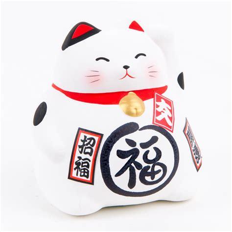 Cat Coin Bank Celengan Last Stock lucky cat maneki neko coin bank white better fortune japanese shop