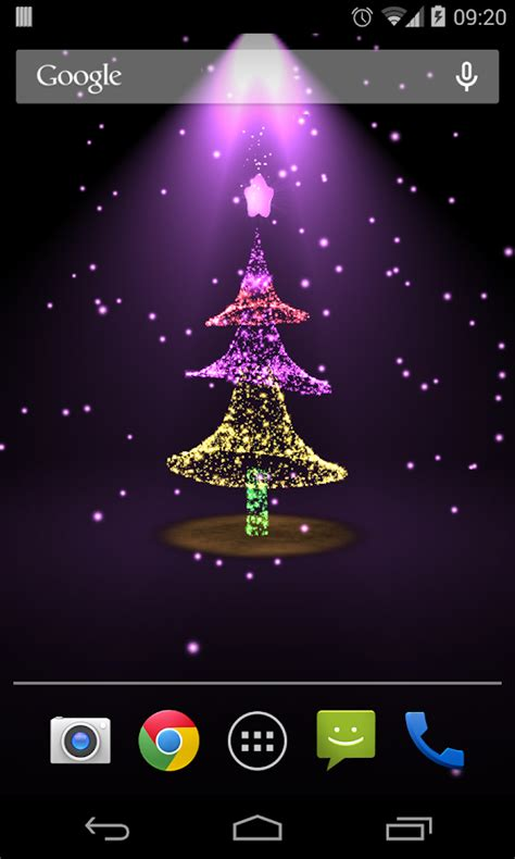 christmas 3d live wallpaper android apps on google play christmas live wallpaper 3d android apps on google play