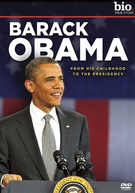 biography of obama win a copy of the barack obama biography on dvd film