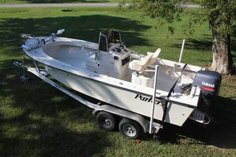 21 parker boat 2000 parker 21 se sold the hull truth boating and