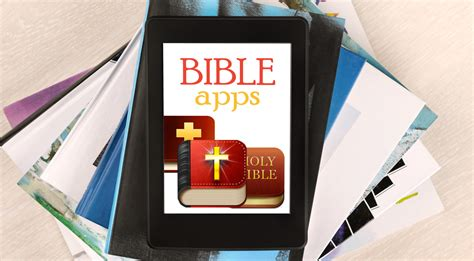 best bible app for android updated list - Bible Apps Android