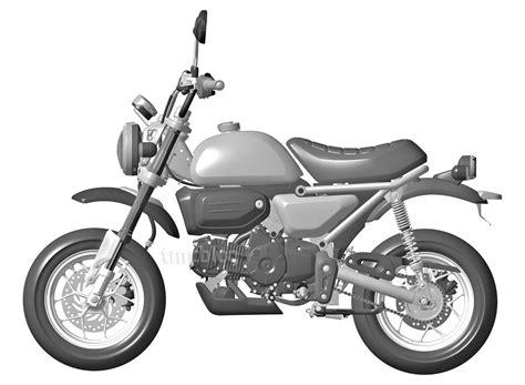 Honda Motorrad Monkey by New Honda Monkey Bike Visordown