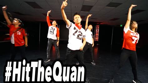 tutorial quan dance hit the quan dance hitthequan hitthequanchallenge