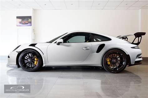 Porsche Gt3 Rs 4 0 by 2016 Porsche 911 Gt3 991 Gt3 Rs 4 0 Coutts Automobiles