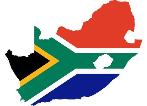 Sul Pasport Transparant graafix flag of south africa