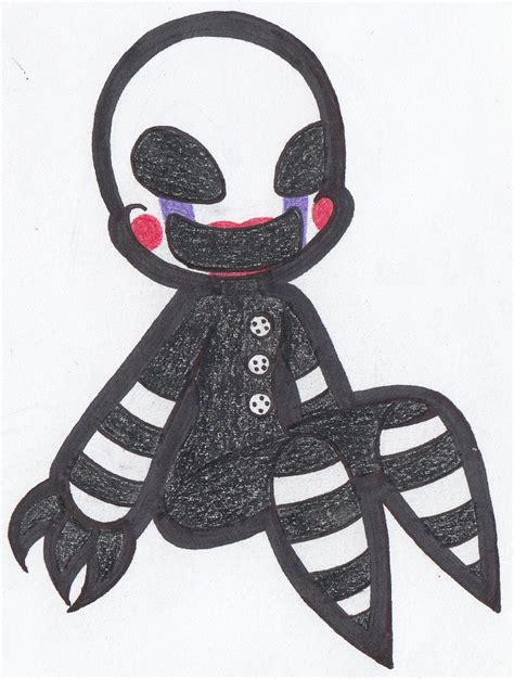Puppet Drawing Fnaf