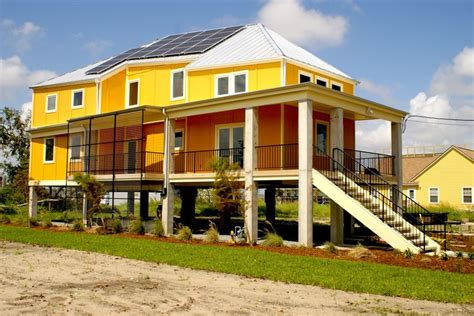 house plans built on pilings make it right foundation new orleans make it right