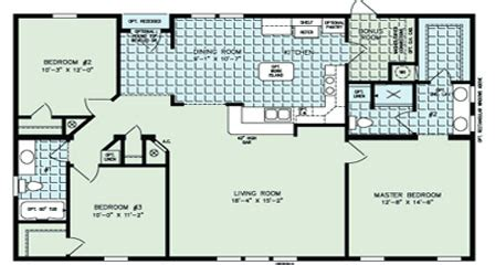 southern mobile homes floor plans southern charm 1472 sq ft manufactured home