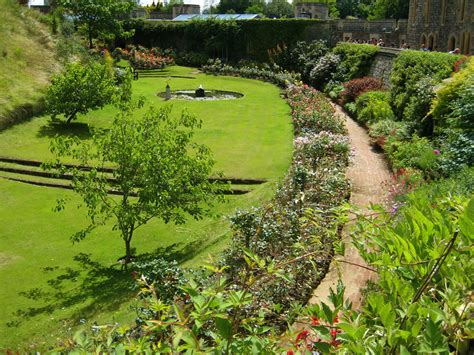 What Is A Walled Garden Outside Inside Looking Out And The Secret Walled Garden