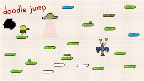 doodle jump original doodle jump for kinect leaps from mobile to the living
