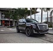 2015 Cars Hre Tuning Wheels Cadillac Escalade Black