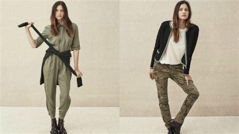 imagenes de ropa otoño 2016 estilo militar en la ropa oto 241 o invierno 2015 2016