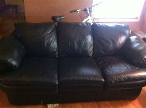 fleas in leather couch comfortable black leather couch used couches pinterest