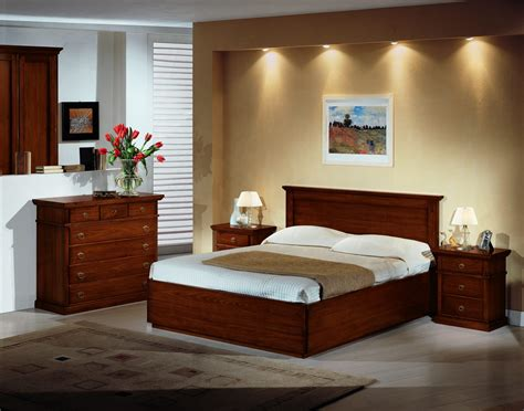 in da letto da letto in stile modello arte povera mobili in