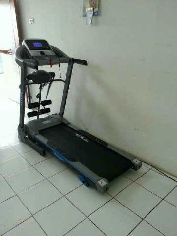 Treadmill Elektrik Tl 622 Karawang treadmill electrik tl 270 multygym