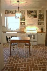 Brick Kitchen Floor Kitchens Inglenook Brick Tiles Thin Brick Tile Flooring Walls Ceilings My House My