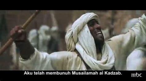 sinopsis film umar bin khattab episode 21 film omar umar bin khattab episode 21 wahsyi pembunuh nabi