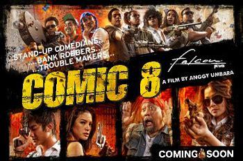 film komedi comic film komedi comic 8 laris manis diserbu penonton kabar