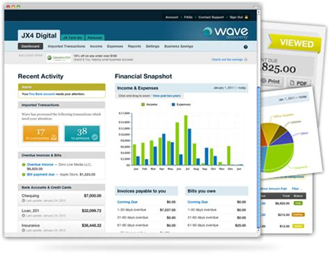 freeware accounting software free accounting software wave accounting free software center