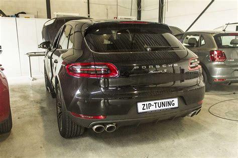 Chiptuning Porsche Macan by Chiptuning Porsche Macan 3 6 Bi Turbo 400 Ps 2014