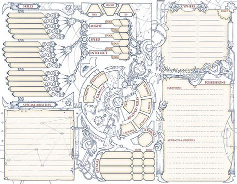 d d 3 5 character sheet printable