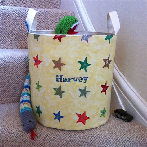 Fabric Storage Tubs storage tubs in liberty fabrics for boys by auntie
