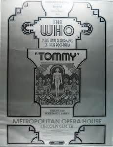 lot detail 6 7 70 metropolitan opera house the who tommy pae graded near mint 89