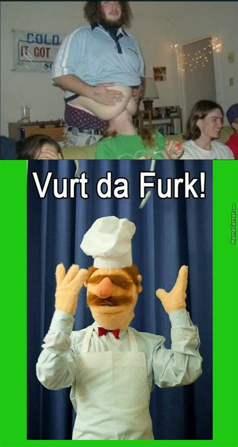 Swedish Chef Meme - the swedish chef does not approve by daggerlight39 meme