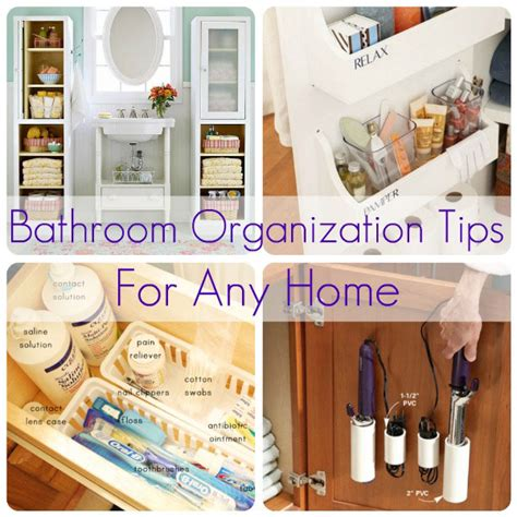 bathroom organization tips bathroom organization tips for any home homes com