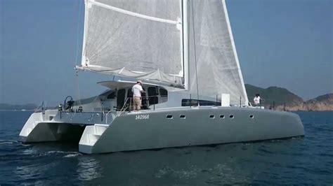 catamaran sailing hong kong catamaran ba 209 uls 60 mc 178 60 1 mach 178 sailing in hong kong