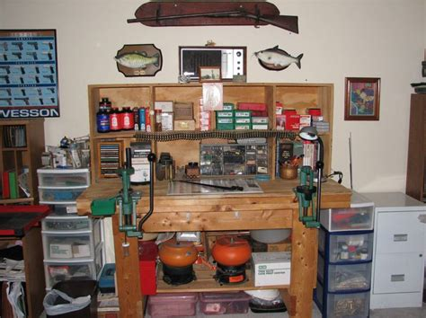 bench setup how to set up a reloading bench 28 images related image reloading bench pinterest