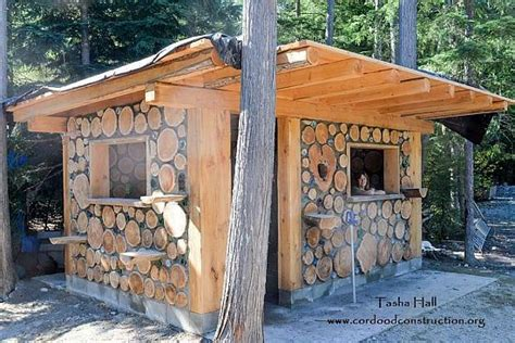 Country Barn Homes Cordwood Chicken Coops Green Homes Mother Earth News