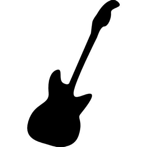 imagenes de guitarras a blanco y negro silueta de la guitarra fotos y vectores gratis