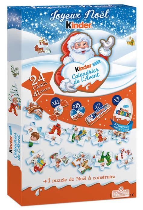Calendrier De L Avent Kinder Prix En Avent La Bi 232 Re La Vague De Fond Des Packagings