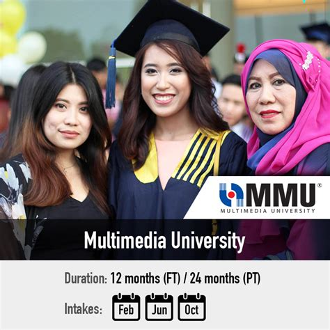 Mmu Mba Part Time by Multimedia Master Of Engineering In Embedded
