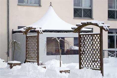 bo wi outdoor living referenzen 220 berdachung - Wetterfester Pavillon 4x4