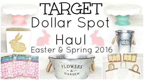 target dollar spot spring 2017 target dollar spot haul easter spring 2016 part 3