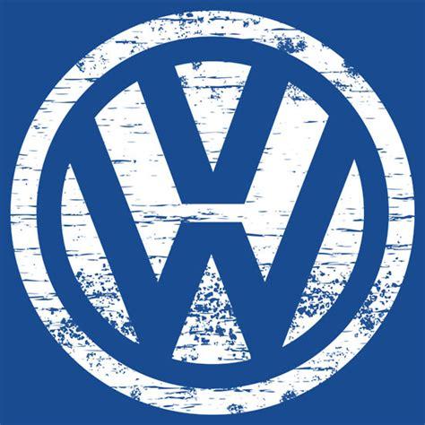 vintage volkswagen logo