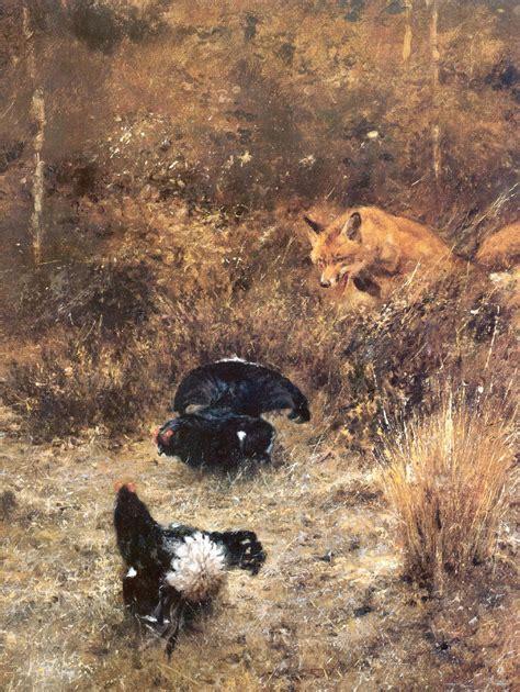 jacht und hund 2019 rien poortvliet jagen mit den augen wild und hund
