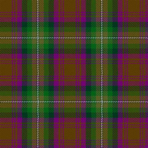 scottish plaid 1920 chart of tartans plaids and kilts scottish clans and